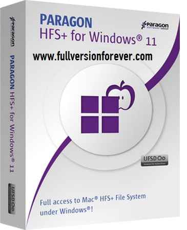 Paragon hfs for windows free download