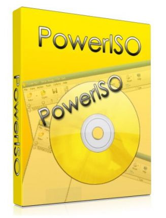PowerISO 7.4 + Serials For Windows free download full version 100% working