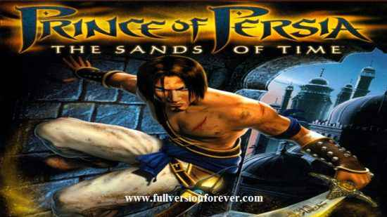 Prince Of Persia Sands Of Time Download Full version cover