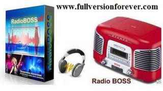 radioboss advanced edition full version for windows
