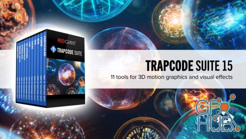 Red giant trapcode crack for windows and macosx
