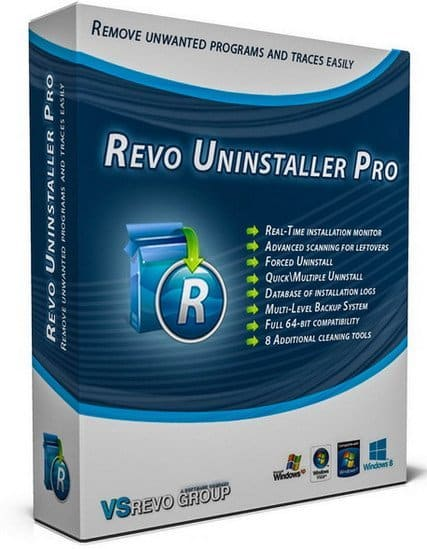 Revo Uninstaller PRO v431 Best Program and Software Uninstaller Software