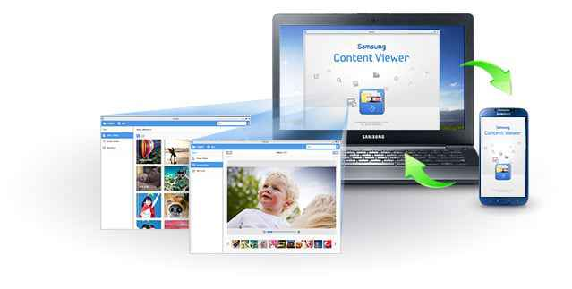 Samsung-contents-viewer