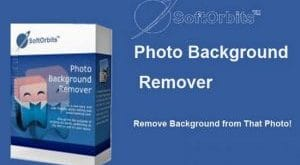 SoftOrbits Photo Background Remover Box Cover