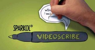 Sparkol VideoScribe full version for windows and macOSX