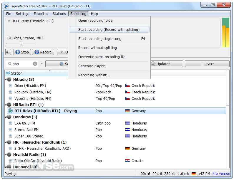 TapinRadio Pro Activated For Windows