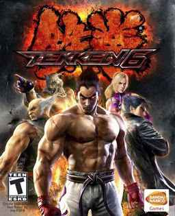Tekken 6 PC Game Highly Compressed Full Version Patch License