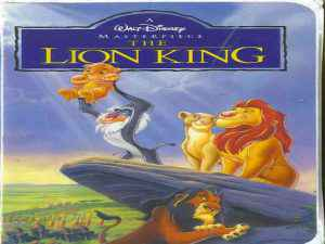 The Lion King PC Game Setup Download For Windows