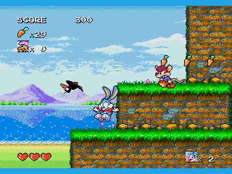 Download Tiny Toon Adventures Free Download PC Game Setup