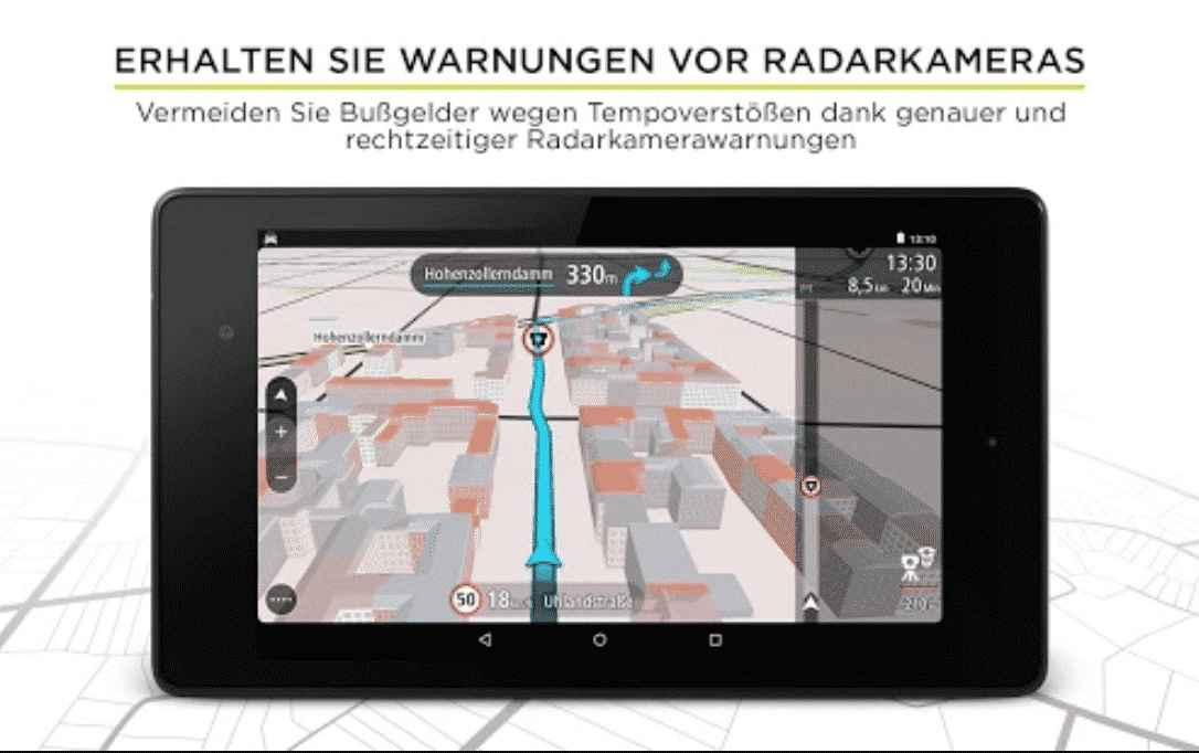 Tomtom Go Navigation and Traffic For Android