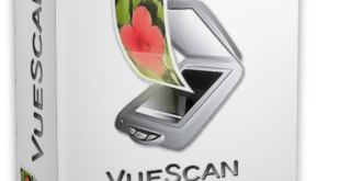 It is a box cover of VueScan Pro For Windows and MacOSX
