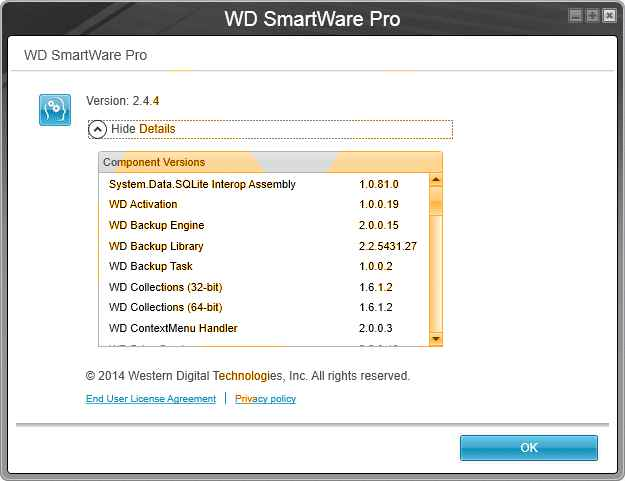 WD SmartWare Pro v2 4 2 26 Multilingual Crack Full Version