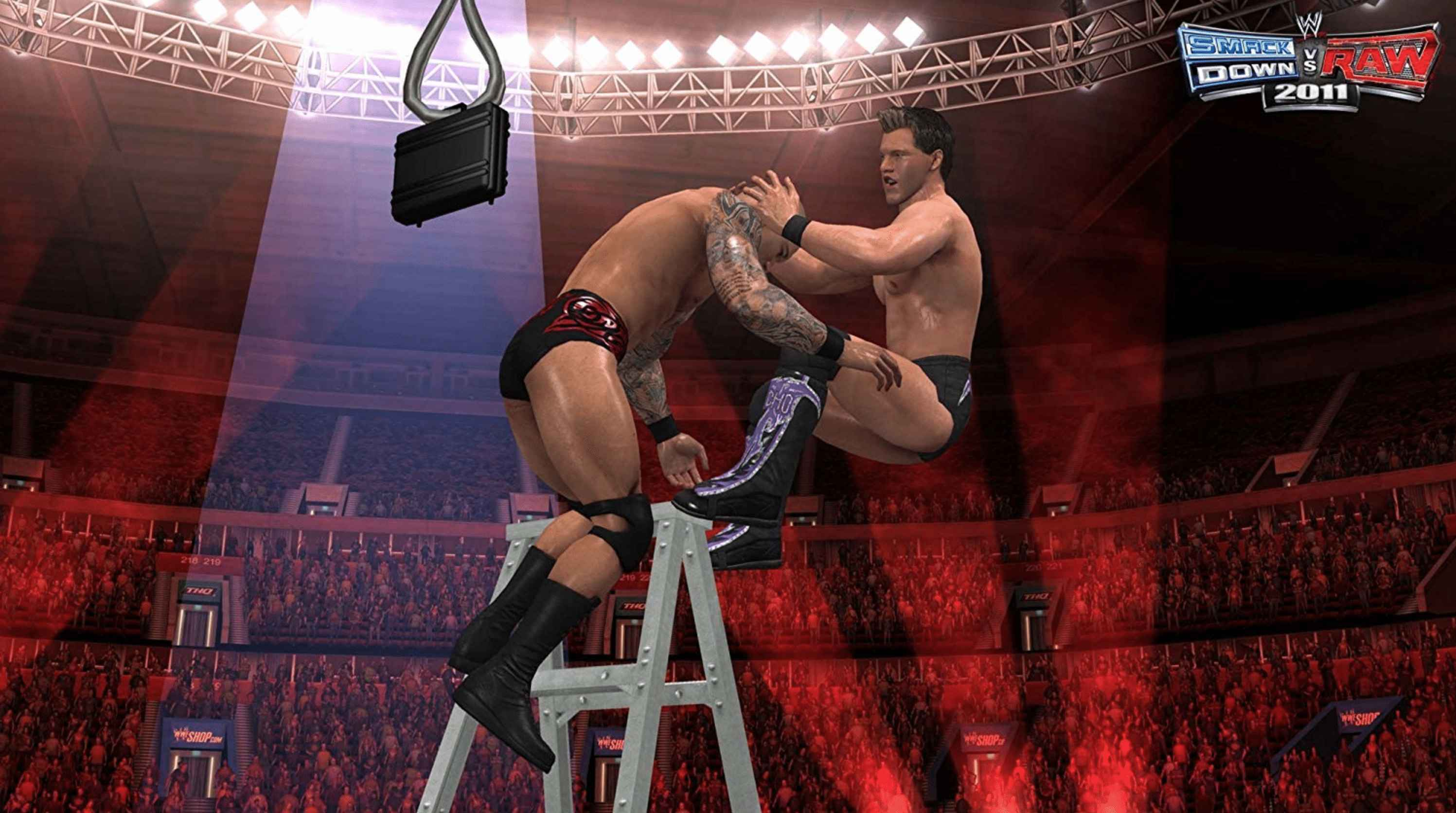 WWE Smackdown Vs Raw 2011 Game For PC Free Download