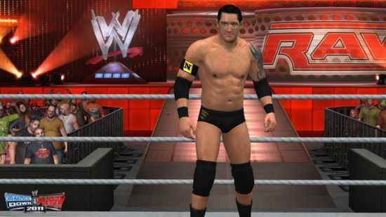 Download WWE Smackdown Vs Raw 2011 Highly Compressed PC Game Setup