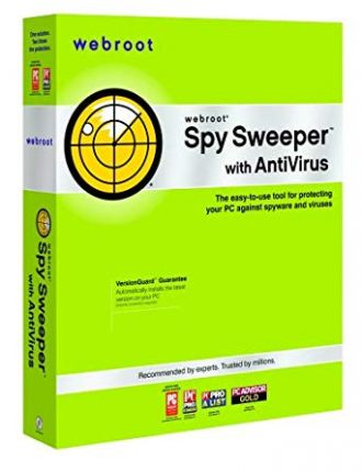 webroot antivirus with spy sweeper For Windows 7