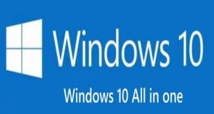 Windows 10 All in one iso file