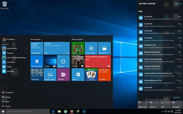 Windows 10 19H1 v1903 Build 18362 AIO Activated ISO Torrent Link