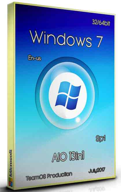 Windows 7 SP1 AIO VL (x86/x64) Pre-Activated December Free Download