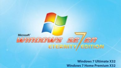 Windows 7 Eternity Edition 2019 Final ISO Activated Free Download
