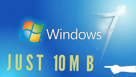 Windows 7 Highly Compressed With Activator Final ISO Setup
