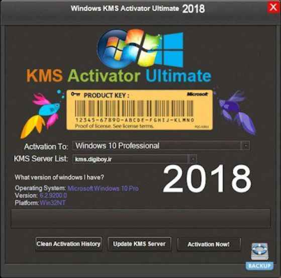 Windows KMS Activator Ultimate Latest Version Free donwload