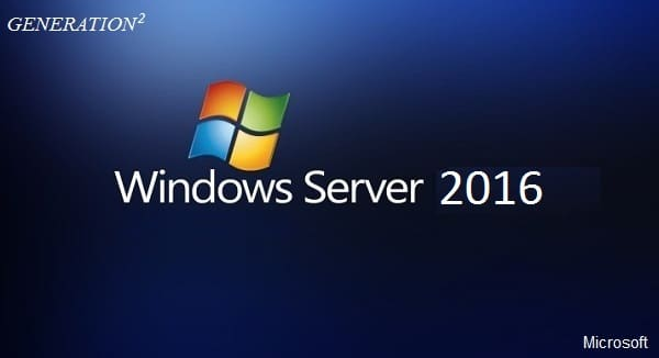 Windows Server 2016 Build 14393 Activated Bootable ISO File Setup