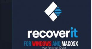 Wondershare Recoverit For Windows and MacOS