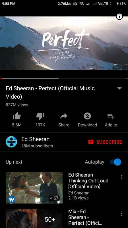 YouTube Vanced V14.21.54 No Root Background Play Mod APK