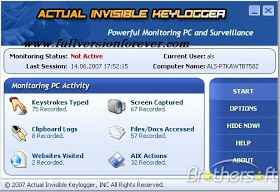 Actual Keylogger v3 2 Crack And Patch For Windows Free Download