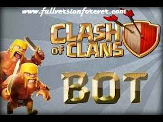 Clash of Clans Bot ClashBot 7.4 build 763 Premium Edition