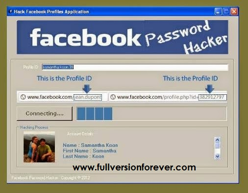 Facebook Password Hacker Pro V2 8 9 Activation Code Download