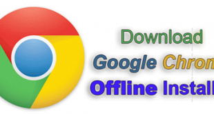 google chrome standalone offline installer software for Windows, macOSX and Android