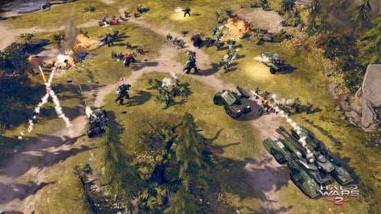 Halo Wars 2 for windows 10 Free download Latest Version