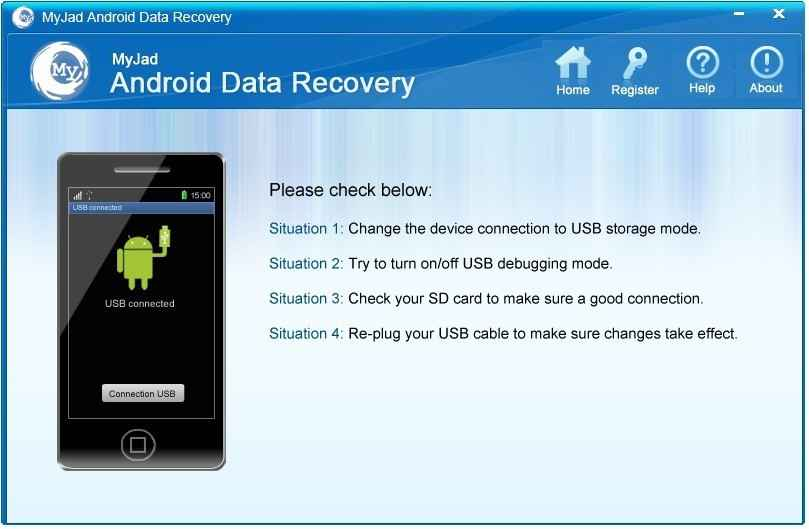 MyJad Android Data Recovery v5 2 0 0 Serial Key Free Download