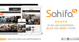 sahifa premium wordpress theme full version