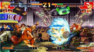 the king of fighters 97 rom Free download