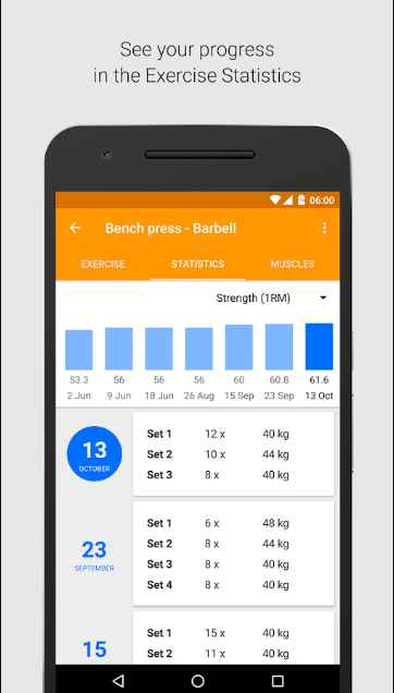 Virtuagym Fitness Home & Gym APK Download Latest Version