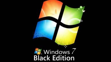 Windows 7 Black Edition Ultimate Final Bootable ISO Free Download
