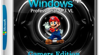 Windows XP Gamer Edition Final Activated Bootable ISO Free Download